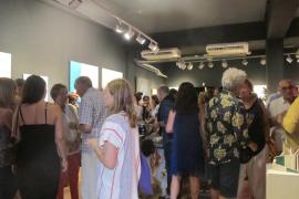 EivissArtGrup continuará en la Galería Jorge Alcolea hasta el 12 de septiembre