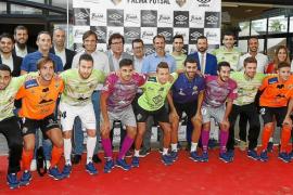 El Palma Futsal rearma su ilusión