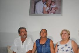 La madre de Pilar Garrido no cree que el marido de su hija la matara