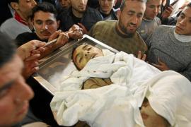 Ocho palestinos muertos en una nueva espiral de violencia en la franja de Gaza