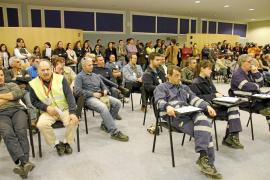 Los trabajadores de AENA en Balears votarán mañana que se desconvoque la huelga