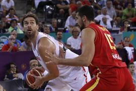 España arrolla a Montenegro en su debut en el Eurobasket