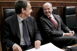 Zapatero impulsa en el Congreso que se pueda pagar una hipoteca con la vivienda