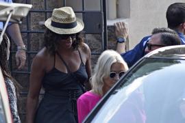 Michelle Obama continúa su visita a Mallorca con un recorrido por pueblos de la Serra