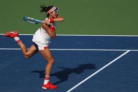 Muguruza, Carla Suárez y Carreño se plantan en octavos del US Open