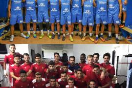 Atlético Baleares y Real Mallorca se citan en el derbi más esperado