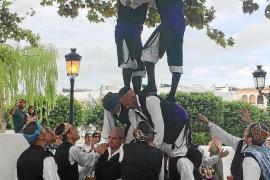 Intercambio de bailes entre Zaragoza e Ibiza