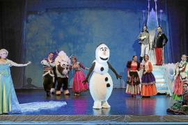 'Frozen', de Rafel Brunet, viajará de Mallorca a la Gran Vía de Madrid