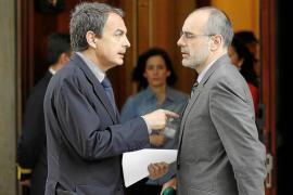 Zapatero acepta que se estudie regular el canje de la vivienda por la hipoteca