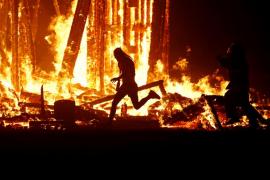Muere quemado un asistente al festival 'Burning Man' de Reno