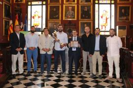 El Palma Futsal se enfrenta este miércoles con el Levante por el V Trofeu Ciutat de Palma