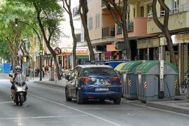 Detenido un hombre tras abusar de una niña de 13 años en una calle de Son Gotleu
