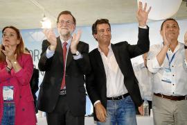 Rajoy convoca una gran cumbre del PP en Palma a solo una semana del 1-O