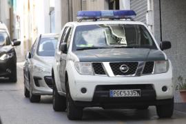 Operación contra el narcotráfico en Sant Antoni (Fotos: Daniel Espinosa).