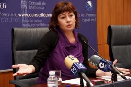 Armengol dice que la decisión de prescindir de UM responde a una «pérdida de confianza»