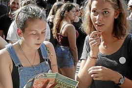 Gimcana universitaria por Palma