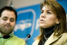 Cospedal pide que Antich explique cómo piensa mantener su gobierno en minoría