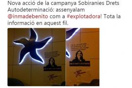 Endavant señala a Inma de Benito como «explotadora» por sus palabras sobre las camareras de piso