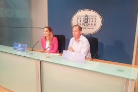 Prohens (PP) acusa al Govern de ser «incapaz de gestionar el éxito económico»