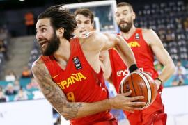 El Chacho y Ricky lideran la ajustada victoria de España sobre Croacia