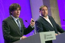 Puigdemont: «Esta semana aprobaremos la ley del referéndum y convocaremos a los ciudadanos a votar»