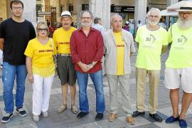 El soberanismo llama a manifestarse este jueves por la «república catalana»