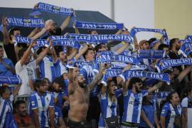El Atlético Baleares condena los actos de violencia producidos durante el derbi contra el Mallorca