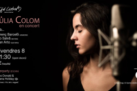 La música de Julia Colom, en Palma