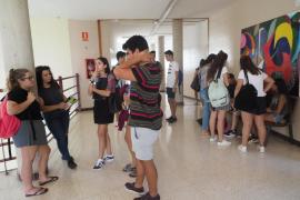 Selectividad de septiembre en Ibiza (Fotos: Marcelo Sastre).