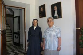 Las franciscanas dejan Lluc: «Hemos sido las segundas madres de los 'blauets'»