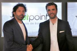 Iván Campo, nueva imagen de Betpoint