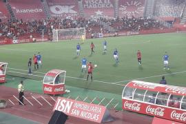 El Mallorca cae en los penaltis ante el Lleida y dice adiós a la Copa del Rey