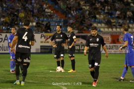 El Atlético Baleares se despide de la Copa tras caer en Ponferrada por la mínima
