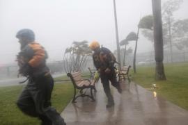 El huracán Irma azota el Caribe y deja varios muertos