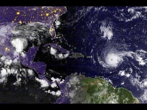 En directo: seguimiento del huracán Irma