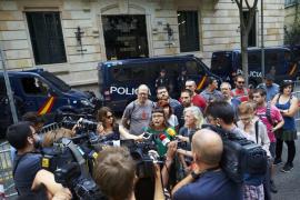 Salellas (CUP): «Las amenazas y querellas no nos dan ningún miedo»