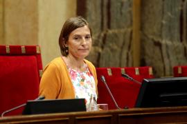 El Constitucional admite el incidente de ejecución contra la tramitación de la ley del referéndum