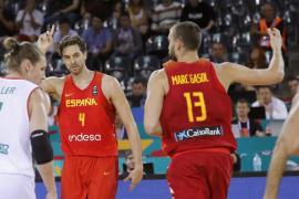 Pau Gasol ya es el máximo anotador de la historia del Eurobasket