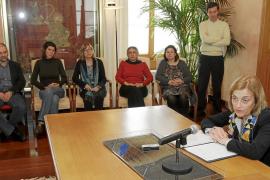 Casas: «La baja participación en las elecciones se debe a que sólo había una candidata, no al desinterés»