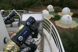 Vence el plazo de venta del Observatorio de Costitx sin que se haya formalizado ninguna oferta