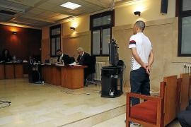 Cuatro años y medio de cárcel por acuchillar a un hombre en Palma