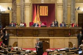 El Tribunal Constitucional suspende la convocatoria del referéndum del 1-O