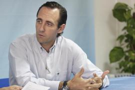 Bauzá denuncia «un distinto rigor y trato» al PP en los casos de corrupción