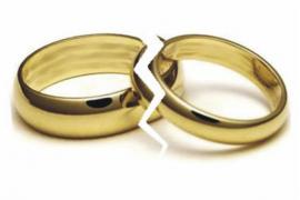 Ya hay casi tantas rupturas como matrimonios en Balears