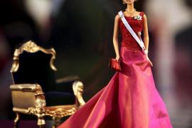 Magdalena de Suecia, en muñeca
