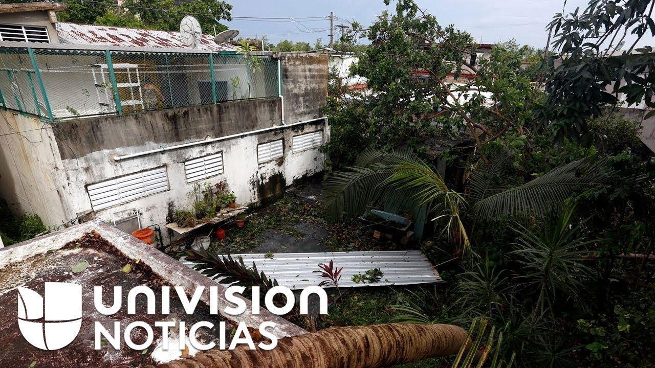 El huracán 'Irma' deja al menos diez muertos y graves destrozos a su paso por el Caribe