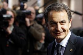 Zapatero anuncia que se controlará por ley el gasto del Estado según el PIB