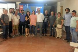 Mariana Pons es la nueva secretaria general de los Socialistas de Binissalem
