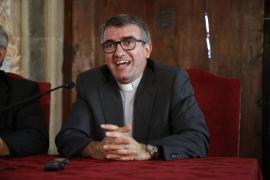 Unos 500 mallorquines asistirán este sábado a la ordenación episcopal de Antoni Vadell en la Sagrada Familia