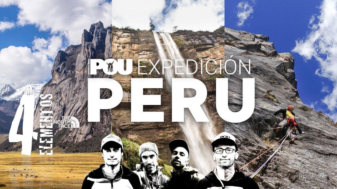 Los hermanos Pou regresan con éxito de su expedición de escalada en Perú